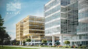 Matrix Office Park Presented in Zagreb