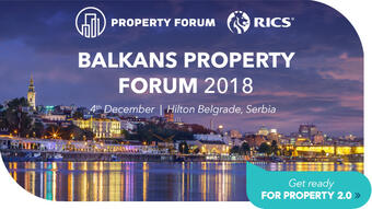 Uredinfo.com.hr as Industry Partner with Balkans Property Forum 2018 which will be help in Belgrade on 4th of December.