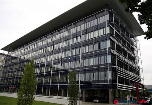 Offices to let in Eurocenter